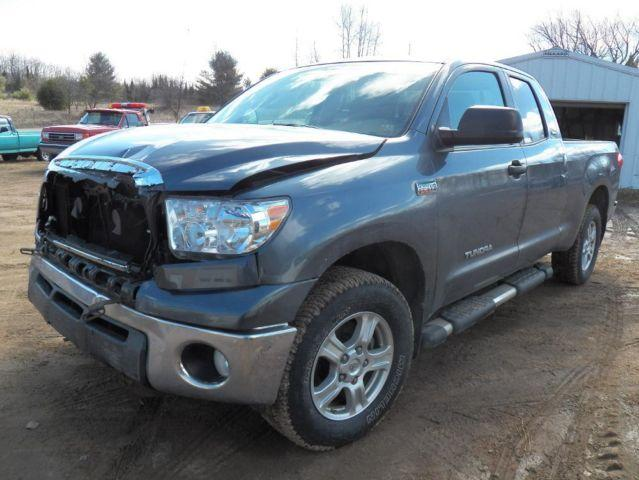 Toyota Tundra, Repairable, Salvage, Rebuildable