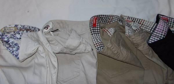 5 Pairs of New Pants SAVING 70$ Size 5 Average