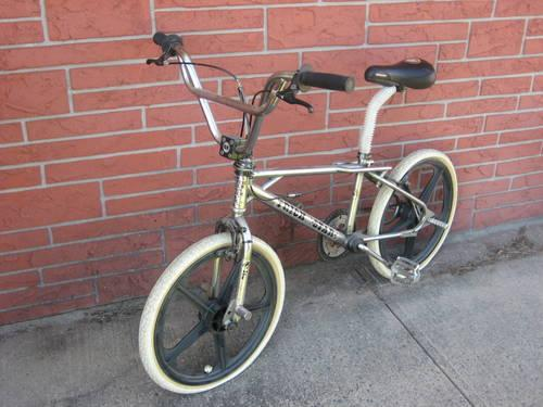 Hutch Bikes For Sale: 1984 Hutch TrickStar USA Old School BMX Trickstar Vintage
