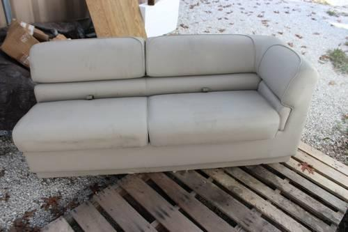 Pontoon Boat Couch Bench Seat New Overstock For Sale In