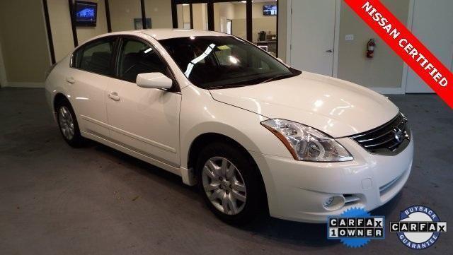 2012 Nissan Altima 4D Sedan 2.5 S