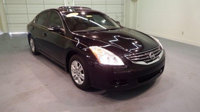 2012 Nissan Altima 4D Sedan 2.5 SL
