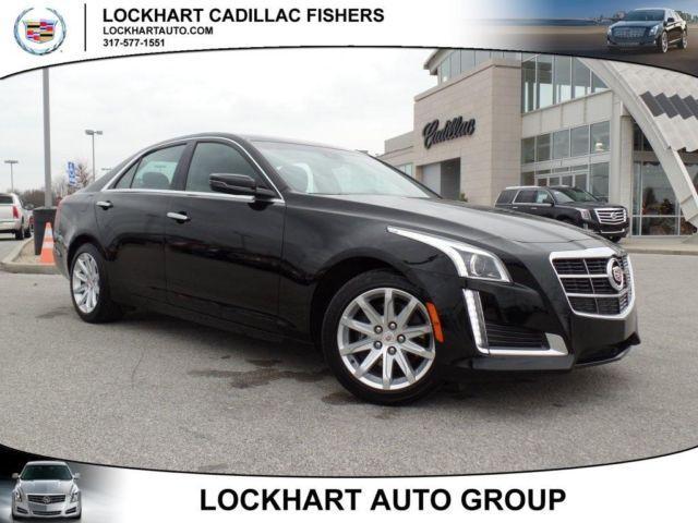 2014 Cadillac CTS 4D Sedan 3.6L Luxury