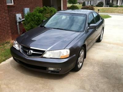 2003 Acura Type on 2003 Acura Tl Type S Sedan 4 Door 3 2l For Sale In Wetumpka  Alabama