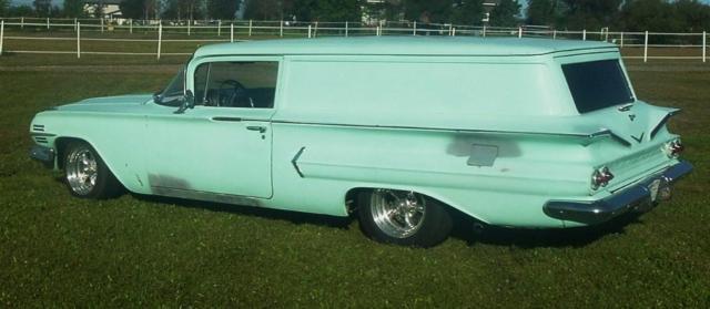 1960 Chevy Sedan Delivery