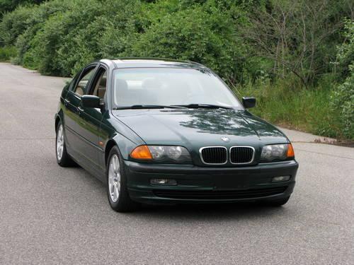1999 BMW 323i Sedan...Excellent Condition