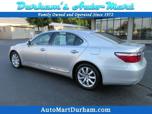 2007 Lexus LS 460 Sedan L 4dr Sedan