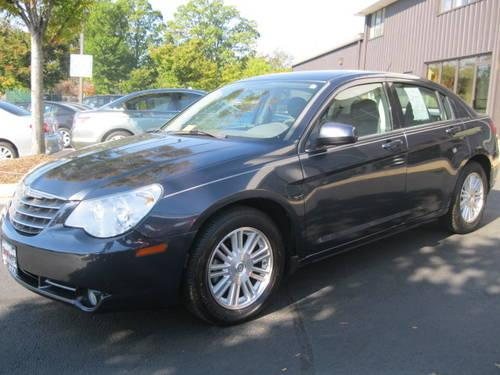 2007 chrysler sebring sedan touring for sale in alexandria. Black Bedroom Furniture Sets. Home Design Ideas