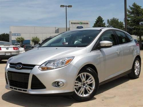 2012 ford focus sel hatchback 4d for sale in grapevine texas classified. Black Bedroom Furniture Sets. Home Design Ideas