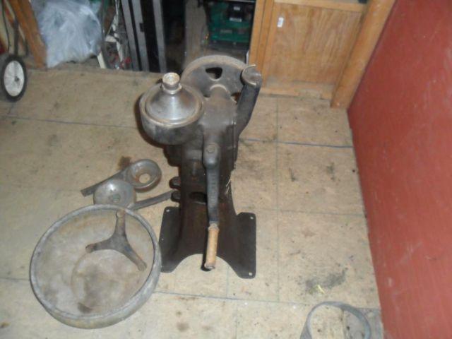 Antique Creamer Separater