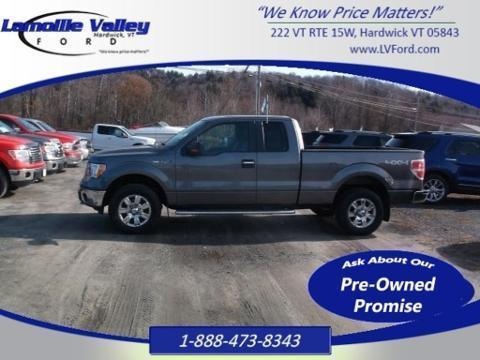 2012 Ford F-150 4 Door Short Bed Extended Cab Truck