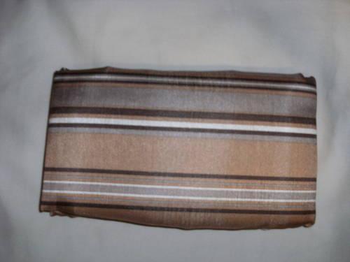 Window Curtain- faux silk - New