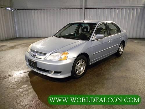 2003 Honda Civic - Silver - Hybrid
