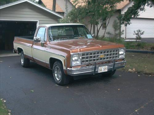 1980s chevy trucks for sale autos post. Black Bedroom Furniture Sets. Home Design Ideas