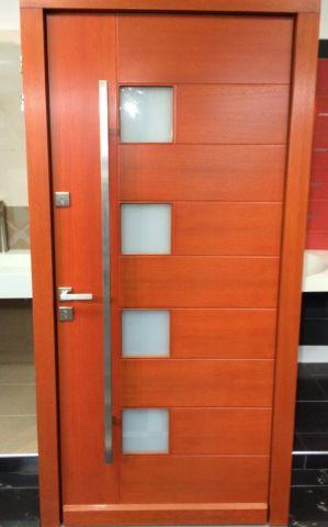 Modern Wood Exterior Doors ON SALE Size W 42