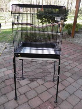 Bird cages - choose from 4 sizes & prices, starting at