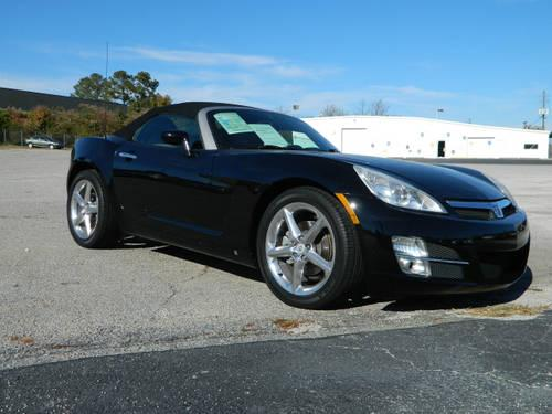2007 saturn sky convertible for sale in augusta georgia classified. Black Bedroom Furniture Sets. Home Design Ideas