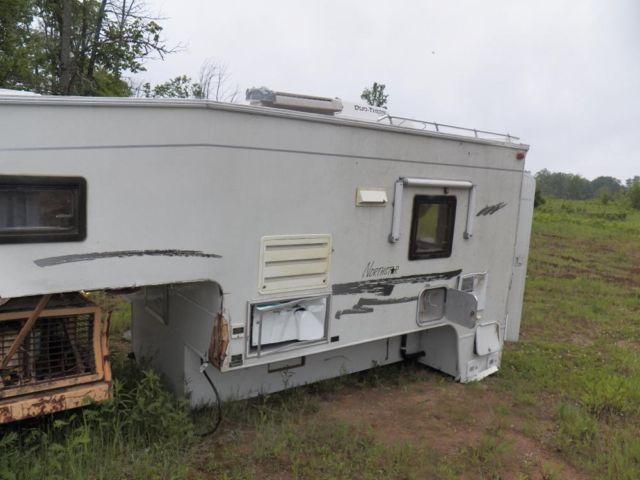Parting Out Northstar Slide-in Truck Camper