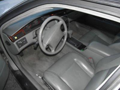 97 cadillac sls car