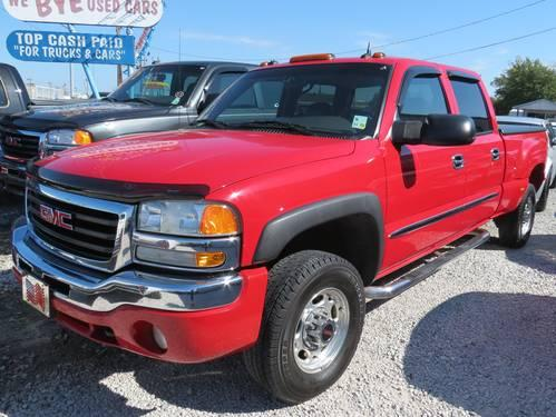 2003 gmc sierra crew slt quadrasteer 4x4 for sale in bosco. Black Bedroom Furniture Sets. Home Design Ideas