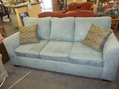 Light Blue Sofa For Sale In Sanford Florida Classified