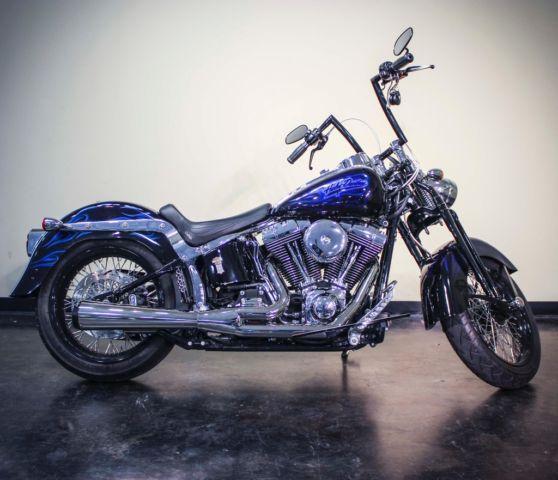 2007 Harley-Davidson FLSTSC Softail Springer Classic(038659)