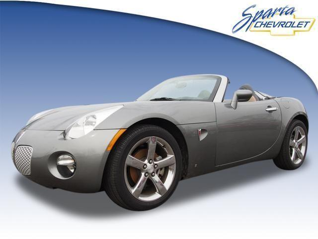 55e5695d17f 2006 Pontiac Solstice Convertible for Sale in Sparta
