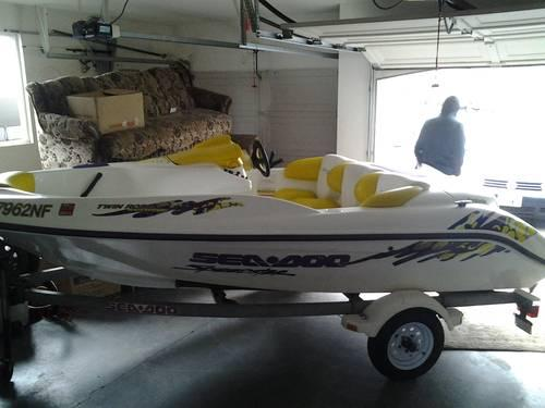1996 Seadoo Speedster****JETBOAT