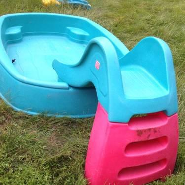Step 2 Big Splash Pool Center For Sale In Shrub Oak New York Classified