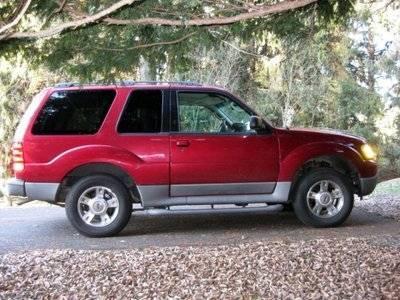 2003 Ford Explorer Sport XLT Sport Utility 2-Door 4.0L 2WD