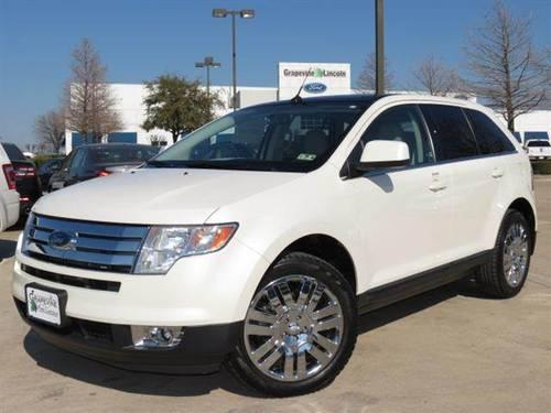 2008 ford edge limited sport utility 4d for sale in grapevine texas classified. Black Bedroom Furniture Sets. Home Design Ideas
