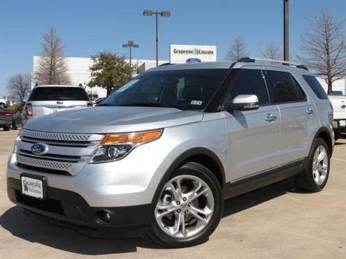 2011 ford explorer limited sport utility 4d for sale in grapevine texas classified. Black Bedroom Furniture Sets. Home Design Ideas