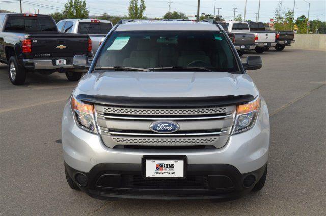 2014 Ford Explorer Sport Utility Base