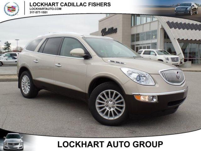 2011 Buick Enclave 4D Sport Utility CXL