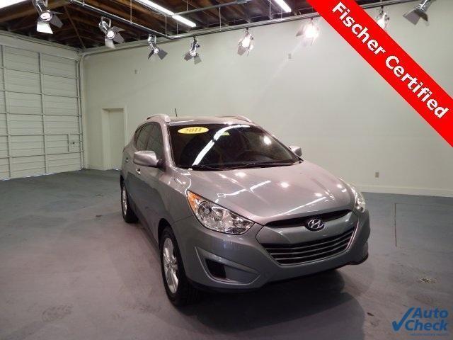 2011 Hyundai Tucson 4D Sport Utility GLS