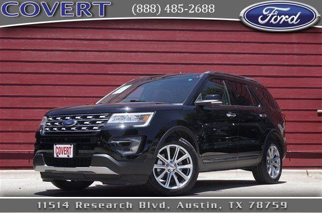 2016 Ford Explorer Sport Utility Limited
