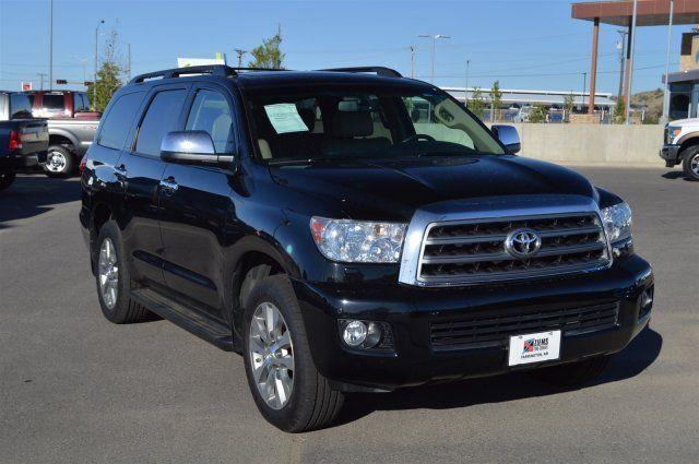 2014 Toyota Sequoia Sport Utility Limited