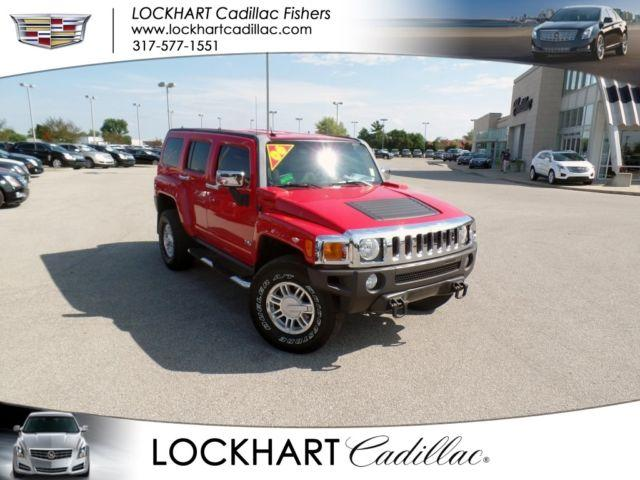 2006 Hummer H3 4D Sport Utility Luxury