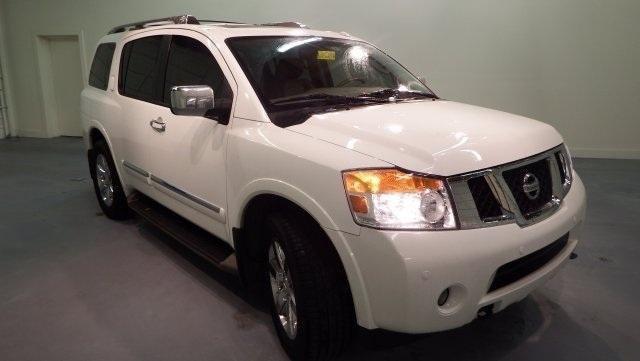 2012 Nissan Armada 4D Sport Utility Platinum
