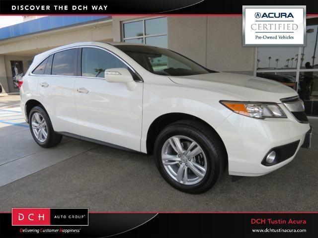 2014 Acura RDX 4D Sport Utility Technology Package