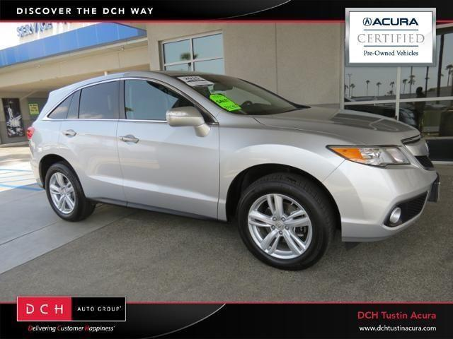 2015 Acura RDX 4D Sport Utility Technology Package