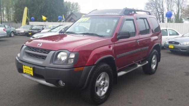2002 Nissan Xterra XE Sport Utility WARRANTY