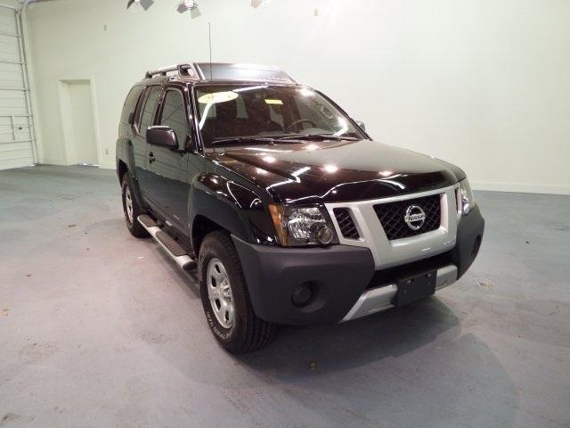 2014 Nissan Xterra 4D Sport Utility X