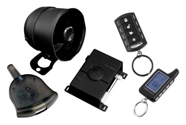 2way pager alarm W/Remote Start 249.95 installed
