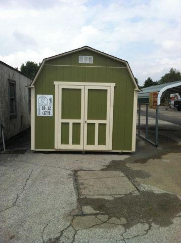 Storage Sheds Built on your lot starting at $1225.00 5 year warrant