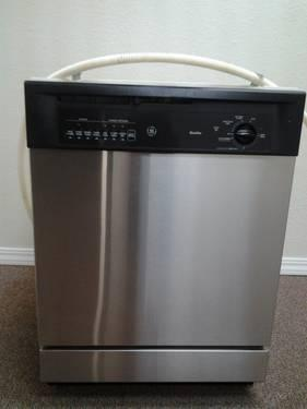 Ge Nautilus Stainless Steel Dishwasher For Sale In