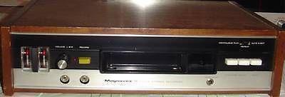 Magnavox 8-Track Tape Stereo Recorder