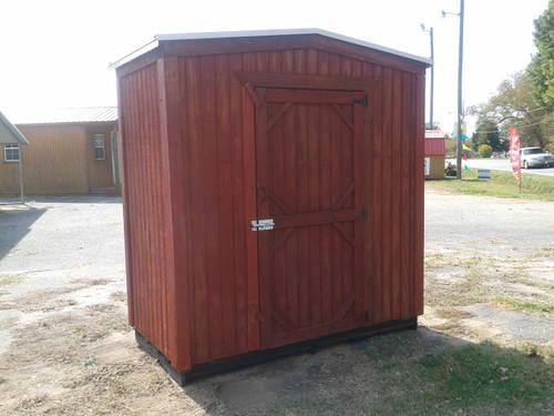 Small tool shed storage building for sale in shelby for Small tool shed