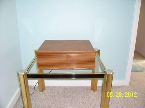 VHS Tape Storage Cabinet