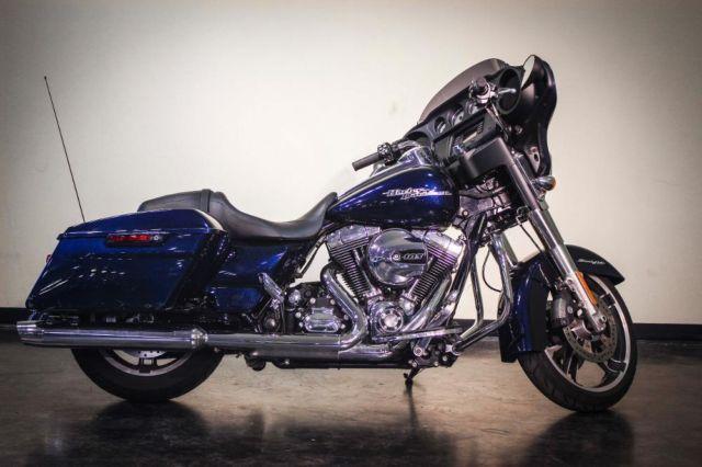 2014 FLHX Harley-Davidson Street Glide (606927)